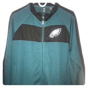 Philadelphia Eagles Women's Zip Up